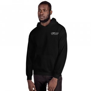 """""""R3FUSE TO QUIT"""" Hoodie (Adult)"""