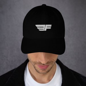 3F Wing Cotton Twill Cap